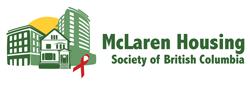McLaren Housing Society of British Columbia logo